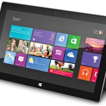 Microsoft Paves Way for Smaller Windows 8 Tablets