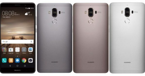Huawei Mate feature Super powered Battery & Ultra Fast Processor