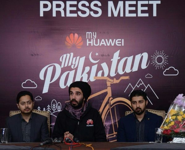Moin Khan talks about his Exciting Journey with Huawei Mate S