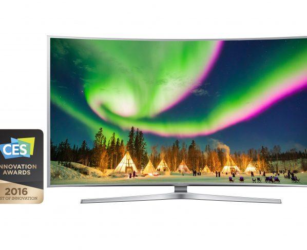 Samsung Electronics New Smart TV Won CES Best of Innovation Award