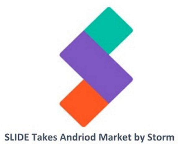 SLIDE takes Pakistan's Android Market by a storm