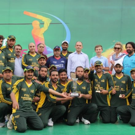 PTCL organizes Cricket Tournament