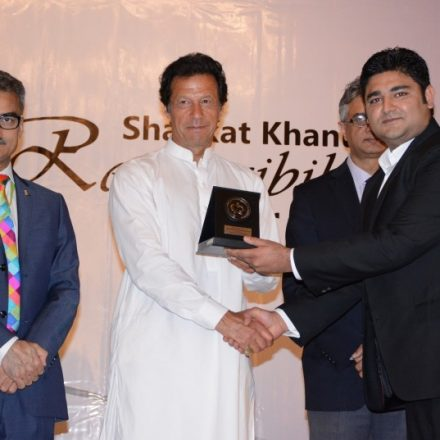 Warid Telecom awarded with prestigious SKMT CSR Award for the fifth time