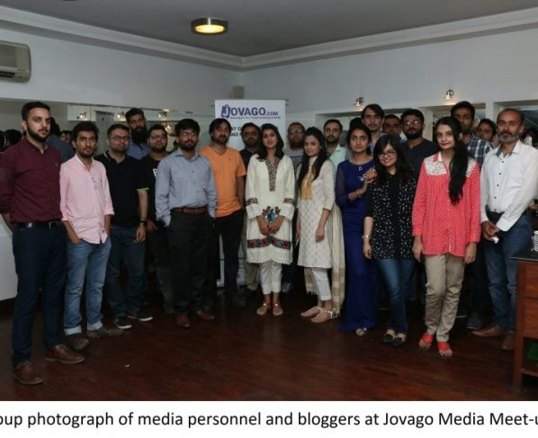 JOVAGO.COM HOLDS MEDIA MEET UP IN LAHORE