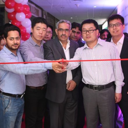 Huawei inaugurates Service Centre at Siddique Trade Centre – Lahore