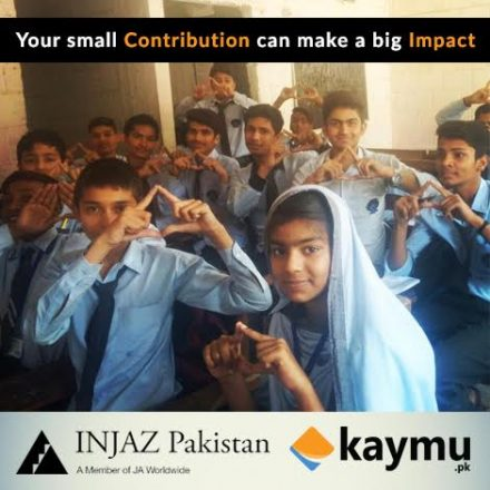 Kaymu.pk joins hands with INJAZ Pakistan for Ramadan