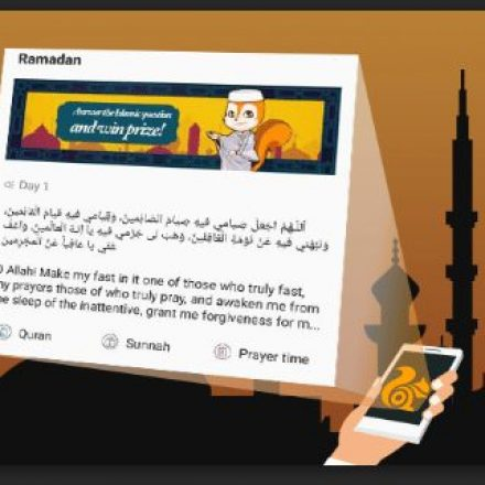 Celebrating Ramadan with UC Browser
