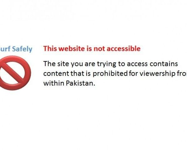 Oops! Looks Like Our Three Favorite Sites Are Soon Going To Be Banned In Pakistan