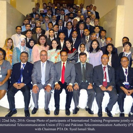 International Training Program Concluded in Islamabad