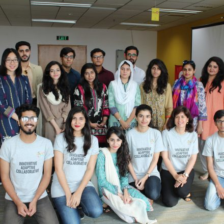Elevate The Youth Accelerator Finale Took Flight @ Plan 9
