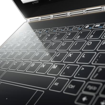 Lenovo™ Pushes the Portability Envelope with Latest Yoga Laptop and Tablet