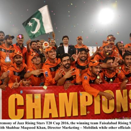 Jazz Rising Stars T20 Cup Concludes