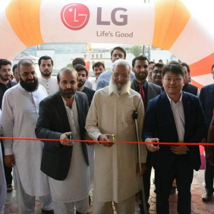 LG Electronics Opens Premium Brand Shop in Islamabad