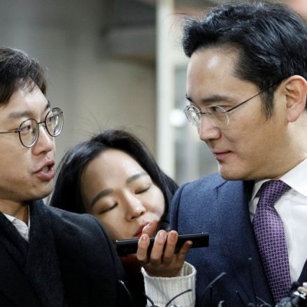 Korea must decide between Justice or the Economy in this case of Samsung