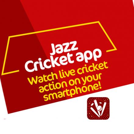 Cricket fans will now rejoice a Cricket App by Jazz