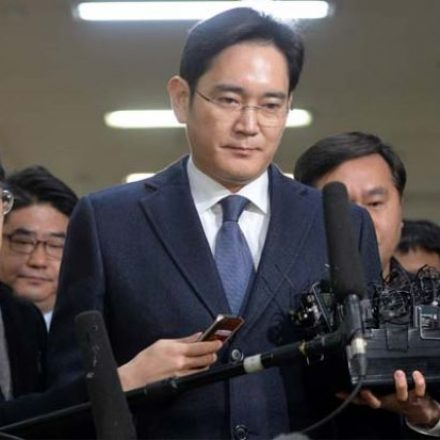 Samsung faced in-house trouble, Chief arrested!