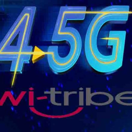 Wi-tribe started installation of 4.5G LTE network in Pakistan