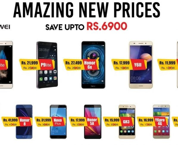 Huawei – the global brand of telecommunications has announced its amazing new prices for various Huawei devices as a reward for the tireless