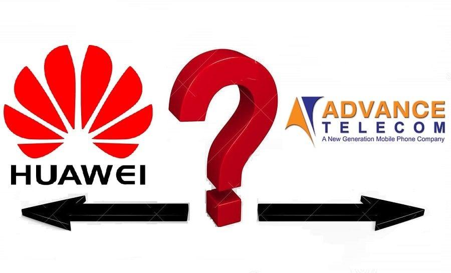 Huawei parts ways with Advance Telecom – NetMag Global