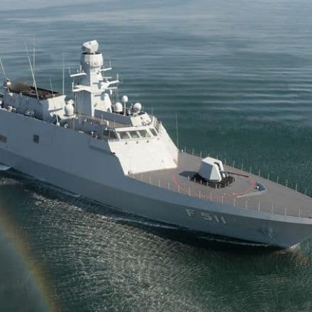 Pakistan is Getting Hi-Tech Ships to protect Gwadar and Karachi Ports