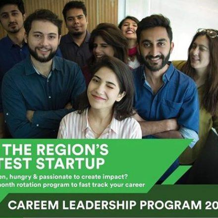 Careem Pakistan brings exciting news for fresh graduates