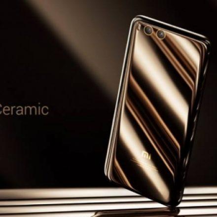 Xiaomi Mi 6 with new Ceramic Edition got tremendous response on sale