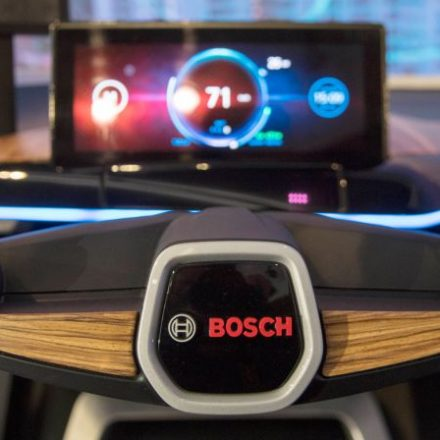 Bosch is making a $1.1 billion Self-driving and Smart city chip plant