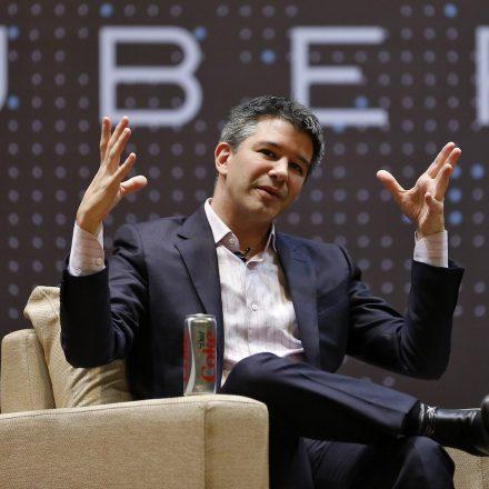 Uber CEO Travis Kalanick went on an Indefinite Leave