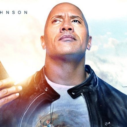 Apple's Siri with her co-star Dwayne Johnson is going to dominate your Monday