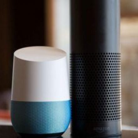 Amazon's Alexa can control Sony's Android Tvs, something Google Home cannot do