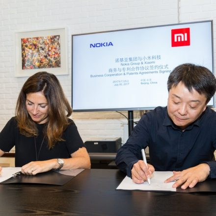 Nokia & Xiaomi Ink Patent Deal to Work on VR and AI