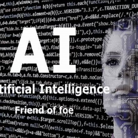 Artificial Intelligence our Friend or Foe