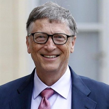 Bill Gates donated 64 Million of Microsoft Shares in charity