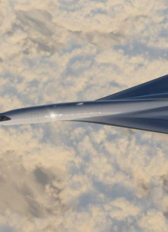 Supersonic Jet is surely the Future of Commercial Flight