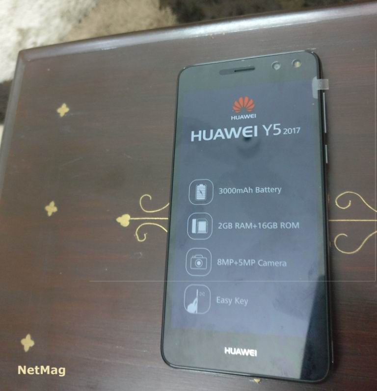 Huawei Y5 2017 Review – A Specs loaded Budget Phone
