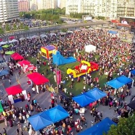 Consulate showcases Pakistan at MuslimFest-2017 Toronto