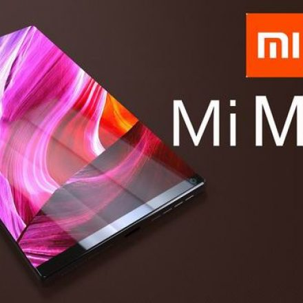 Xiaomi MI MIX 2 Bezellessness at a whole different level
