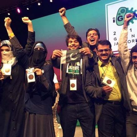 A Team of Pakistani's will participate in iGEM Contest in USA