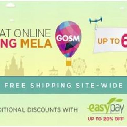 Daraz 7-day Great Online Shopping Mela!