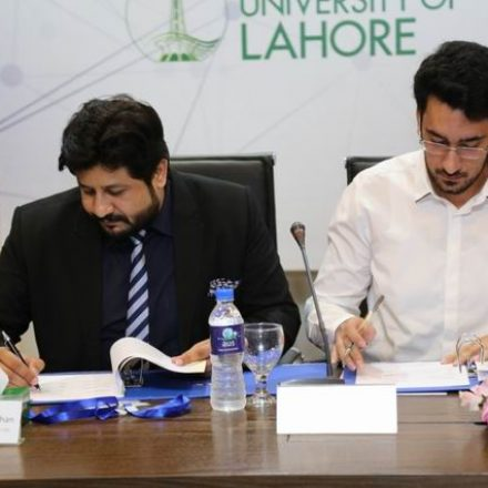 University of Lahore Signs Contract with ICL
