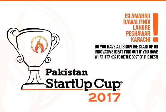 Pakistan Startup Cup 2017 is All Set to Make Waves!