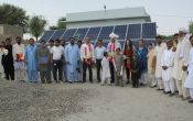 KfW-PPAF inaugurates hydropower & renewable energy projects for communication in KP