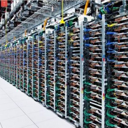 Virtual Tour of Google Data Centre