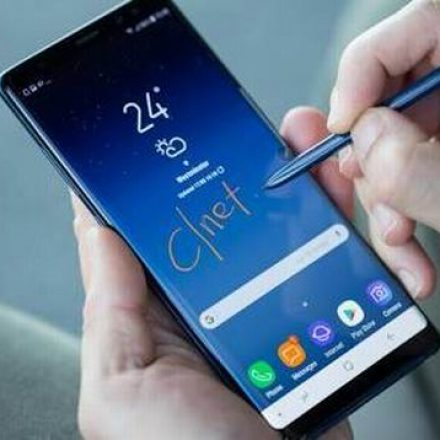 Control your Electronic Devices with Samsung Galaxy Note 8,