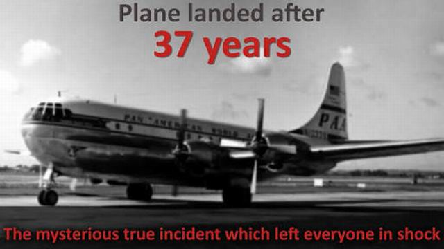 Mysterious flight 914 from New York seems a fictious fact