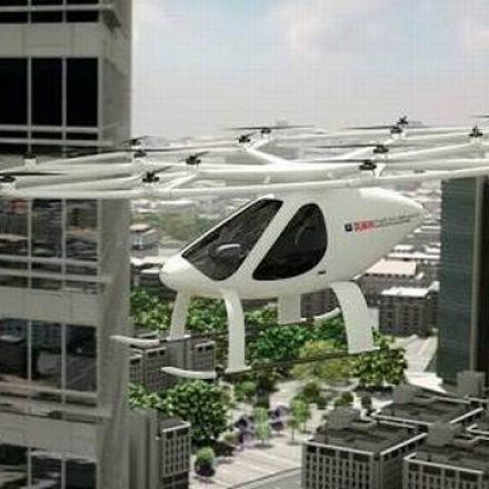 Dubai leads the world to test pilotless air taxi later 2017