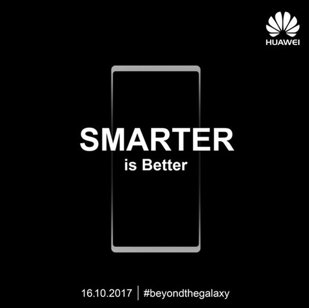 AI-powered HUAWEI Mate 10 Set for Top of the Class