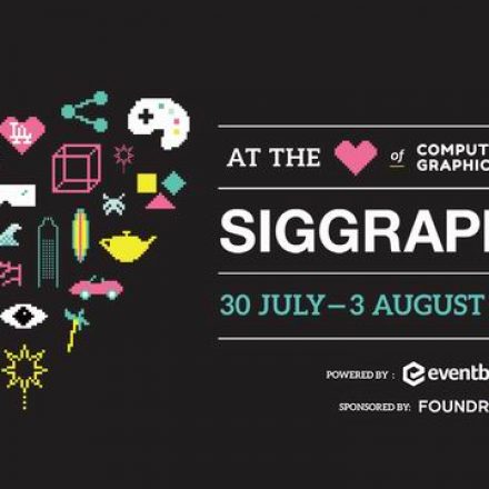 Here is look of impressive entries in SIGGRAPH 2017