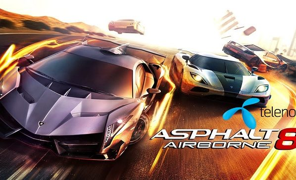 Telenor Pakistan Launches Asphalt 8 Cup in Association with Gameloft