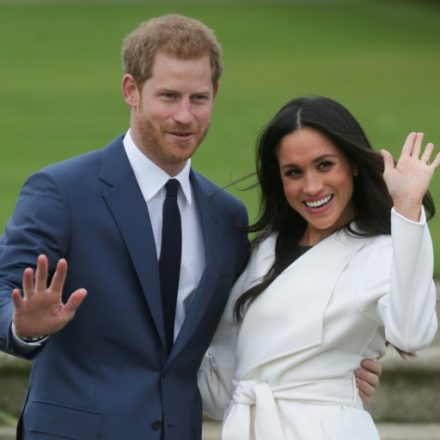 Prince Harry to marry Meghan Markle on 19 May